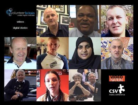 Volunteer Britain Video Nation