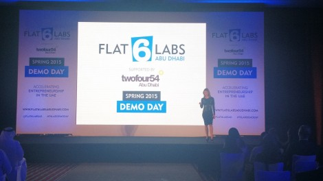 Flat6Labs_Managing_director_Nina_Curley_opening_the_event